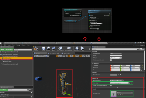 UE4 Blender Guide For Mixamo Imports Part 2 – Importing the