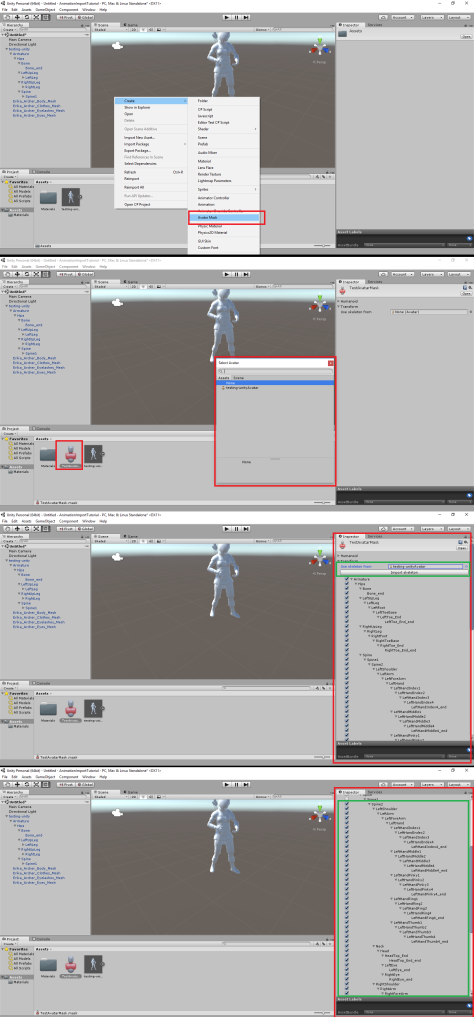 Unity Blender Guide For Mixamo Imports – Importing the Model